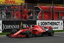Formel 1, Spa: Vettel feiert dominanten Sieg über Hamilton