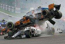 Formel 1: Halo-Hype nach Spa-Crash, Vettel: Ohne fehlt fast was