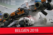 Formel 1 - Video: Formel 1 2018: Top-Themen nach dem Belgien GP
