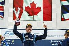 Formel 2 - Bilder: Belgien - Rennen 17 & 18