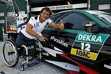 Alex Zanardi: Von der DTM zu den 24 Stunden von Daytona