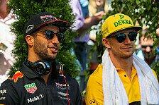 F1, Renault investiert für Ricciardo: Können uns alles leisten!