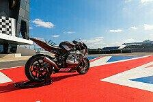 Triumph präsentiert: Das ist das Moto2-Motorrad für 2019