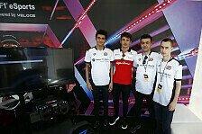 Formel 1 eSports 2018: Sauber holt türkisches Brüder-Duo