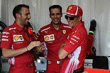 Kimi Räikkönens Formel-1-Zukunft: Neuer Ferrari-Boss spricht