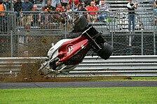 Formel 1, Sauber erklärt Ericsson-Crash in Monza: DRS schuld