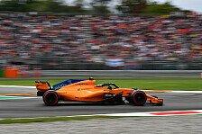McLaren am Freitag Letzter: Hartes Monza-Wochenende zu erwarten