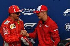 Formel 1: Mick Schumacher offiziell Ferrari-Junior