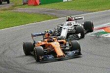 Formel 1, Vandoorne vor Karriere-Aus? Stoffel will Neustart