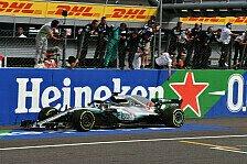 Formel 1 Monza 2018: Hamilton gewinnt Krimi gegen Räikkönen