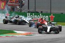 Formel 1 Rennanalyse Monza: Mercedes führt Ferrari vor