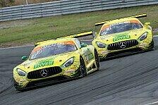 ADAC GT Masters - Sachsenring: Vorletzte Runde im Titelkampf