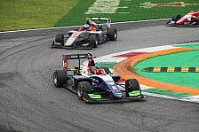 Formel 3 2019: Alle Fahrer und Teams in der Übersicht