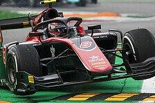 Formel 2 Abu Dhabi: News-Ticker zum finalen Wochenende