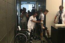 Tito Rabat: Heilung schreitet voran, Comeback-Zeitpunkt unklar