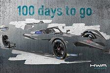 HWA vor Formel-E-Debüt: Zeitplan für die letzten 100 Tage
