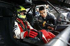 Mick Schumacher: DTM-Fahrt auf dem Nürburgring im Mercedes