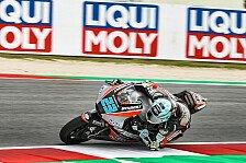 Moto2-Qualifying Misano 2018: Schrötter Zweiter hinter Bagnaia