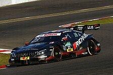 DTM Spielberg: Juncadella beschert Mercedes 12. Saison-Pole