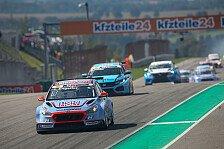 ADAC TCR Germany - Sachsenring: Zweiter Saisonsieg für Engstler