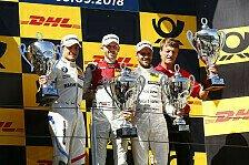 DTM 2018 Nürburgring: Rennen 1 am Samstag