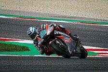 Misano: Marcel Schrötter taktiert sich zum ersten Moto2-Podium