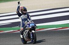Jorge Martin holt Moto3-Titel mit Sieg in Sepang