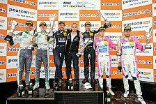 BWT Mücke Motorsport: Sensations-Podium auf dem Sachsenring