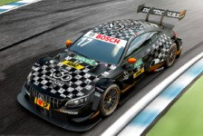 DTM-Gaststarter Ogier: Sein Mercedes-Design für Spielberg