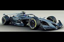 Formel 1 diskutiert Auto-Konzept 2021: Champ-Car-Look?