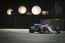 F1, Singapur: Mittelfeld extrascharf - Jagd auf Force India