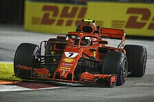 Formel 1, Räikkönen rätselt über Ferrari-Flop: Seltsames Quali