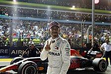 Formel 1 Singapur 2018: Ticker-Nachlese zur Hamilton-Pole