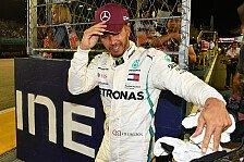 Formel 1, Hamilton feiert Singapur-Hammer: Magie trotz Fehler