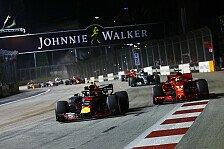 Formel 1 Rennanalyse Singapur: Ferrari schießt nächsten Bock