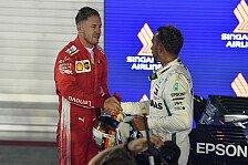 Formel 1, Vettel verliert halbe Minute: Strategie zu aggressiv