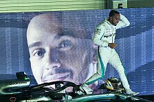 Formel 1 Singapur, Presse: Formel Hamilton, Ende der WM