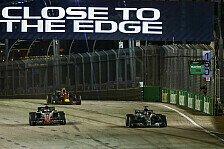 Formel 1, Grosjean 2018 kurz vor Rennsperre: Das Eis wird dünn