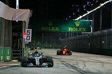 Formel 1: Bottas-Ärger wegen Überrundungen im Räikkönen-Duell