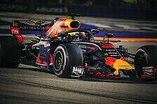 Formel 1 Singapur 2019: Pirelli nominiert weichste Reifen