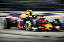 Formel 1 Singapur: Ferrari bei Reifen aggressiver als Mercedes