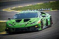 Lamborghini zeigt neuen Huracán GT3 EVO