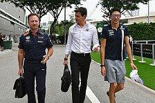 Formel 1: Mercedes-Komplott Unsinn? Wolff: nicht unser Niveau!