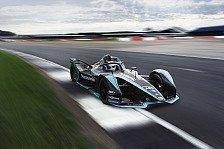 Formel E: Jaguar zeigt neues GEN2-Auto für Saison 2018/19