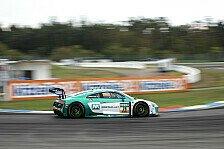 ADAC GT Masters, Hockenheimring: Land-Audi im Training vorn
