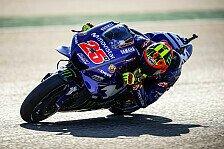 Strafen für Vinales und Morbidelli nach MotoGP-Qualifying