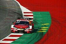 DTM: Audi schenkt Rene Rast den Sieg in Spielberg