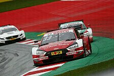 DTM Live-Ticker Spielberg: Drittes Training vom Red Bull Ring