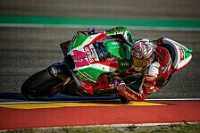 MotoGP: Aufschwung bei Aprilia durch Andrea Iannone?