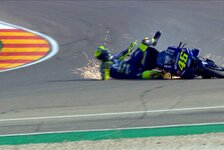 MotoGP Aragon - Valentino Rossi: Schwer, motiviert zu bleiben